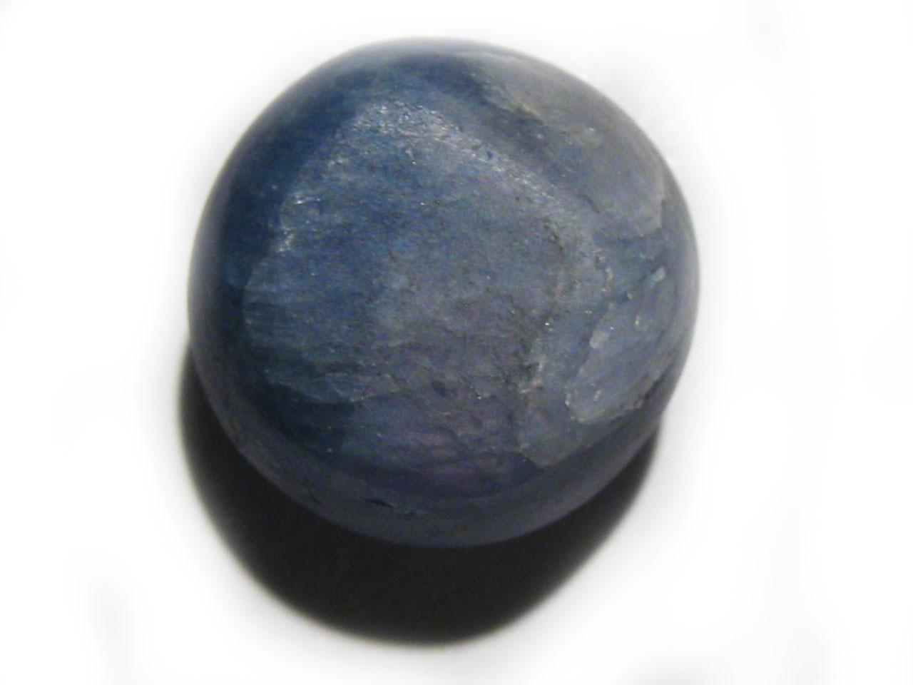 Burma Blue Star Sapphire - 9.50 cts - 12.8x10.6mm