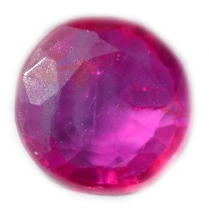 Pink Madagascar Sapphire Round - 4mm - ~0.35 Cts