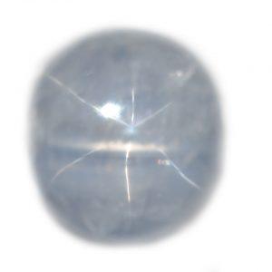 Burma Silver Cabochon - 7.73 Cts - 10.9x10x6mm